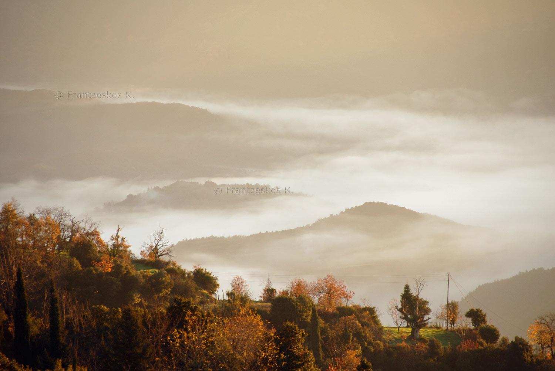 Tzoumerka mountains
